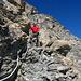 ecco un nuovo alpinista