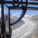 Ausblick vom Gipfelkreuz aus