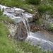 Wasserfall beim Pkt. 2002