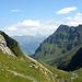 Das Wandelhorn schließt ostseitig das Oltscheren (Tal) ab.