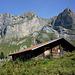 Die Urserli Alpe 1781m.
