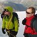 Gipfelfreuden - Tanja und Markus