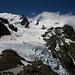 Wilde Gletscherwelt unter der Trifthütte