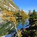 Unterst See. Herbstlich.