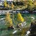 Unterst See im Fläscher Tal - um diese Jahreszeit ein Traum!