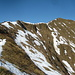 gut 200 Meter höher auf dem Grat zur Üntschenspitze