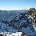 Rückblick zur Üntschenspitze