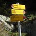 an dieser Stelle nicht!!! nach Sfazu absteigen, sondern Richtung Camp, Terzana gehen!