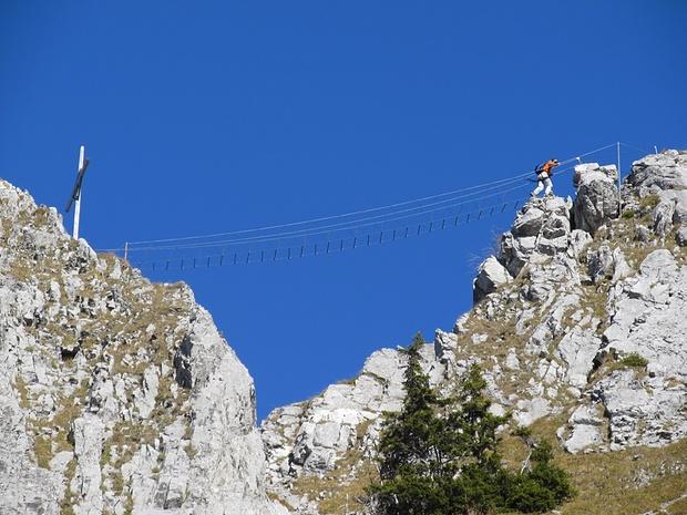Klettersteigset Unterschiedlich Lang : Brunnistöckli klettersteig 2030m u2013 tourenberichte und fotos [hikr.org]