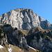 Blick von der Alp Tschingla zum Hinterrugg