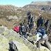 Abstieg vom Trogenhorn