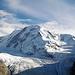 Liskamm - viel Schnee und Eis