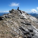 Auf dem Gipfel des Böshorn 3268m