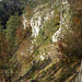 Steil-Abstieg nach Le Pichoux