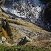Tief unten die Alpe di Pontei.