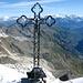 Schönes Gipfelkreuz auf dem Brunegghorn 3833m