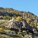 Blick von der Talstation in Gampel