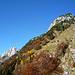 Von der Alpeel öffnet sich ein unvergleichlicher Blick auf einige der Wahrzeichen des Alpsteins
