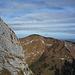 Tierberg unter Langfinger-Wolken