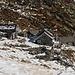 Bellissimo l'alpeggio che ospita la Capanna Alpe di Ribia