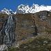 Typisches Landschaftsbild aus den Hohen Tauern.