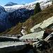 Bald senkt sich der Ochsnerwaldweg zum Villtragental hin wieder ab.