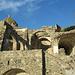 auf der Burg gibt es 7 Kirchen und viele Sonnenterrassen