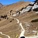 Der Weiterweg zur Rotwand.<br />Am Gipfel ist einiges los.