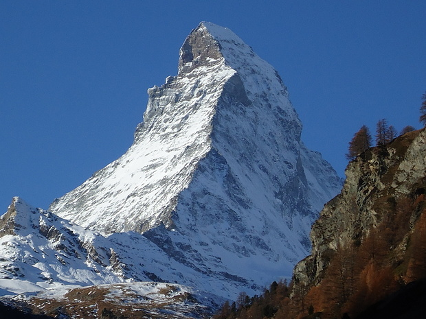Einmalig schön das Matterhorn I