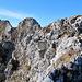 Blick zum Gipfel des Brünnelistocks