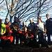 Foto vom 4.HIKR-Treffen in Cholihütte am 12./13.11.2011.<br /><br />Alle Ostwandbezwinger auf den Gipfel vom Schwarzenberg (1293m). Gratuliere euch, es hat riesig Spass gemacht!