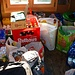 Foto vom 4.HIKR-Treffen in Cholihütte am 12./13.11.2011.<br /><br />An genügend Essen und vor allem Trinken hat's wie an jedem HIKR-Treffen nie gemangelt!