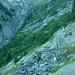 Alp de Brion und der Aufstieg zum Pass