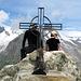 Auf dem Gipfel des Eggishorn 2927m