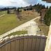 Aussicht vom Turm und ein bisschen Konstruktionsdetail