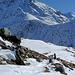 Fineleri, 2600 m, kaum noch sichtbar