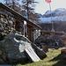 Graziosa struttura adibita a rifugio: Alp Vec