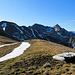 Blick zu unserem zweiten Gipfelziel, dem Risetenstock
