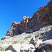 Aufstieg zum Felsband