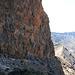 Blick zurück zum Pass, Degollada de Ucanza