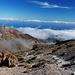 Abstieg zur Degollada de Ucanza