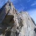 Bester Granit an der Punta Angela