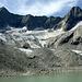 """Das ganze """"Gletscher-Elend"""" nochmals aus der Nähe."""