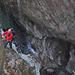 Pur di arrampicare lo si fa ovunque!!!