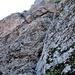 en Klettersteig zom z'Zmorge - so de Istig i d'Flieswand..