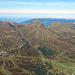 Das Dreigestirn Männlichen, Tschuggen und Lauberhorn, gesehen vom Rotstock [tour42101 Rotstock am Eigerwestgrat, …wohl Saisonende- Tour 2011]