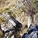Überreste einer stillgelegten Suone