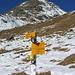 hier  kommt der  Alp-Trecking-Weg  von Jungen über den Augstbordpass dazu