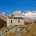 Nesselalp: Kapelle Maria zum Schnee