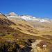Auf dem Wanderweg Nesselalp - Belalp